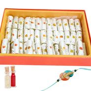 Send Rakhi gifts to Bangalore - Rakhi to Bangalore, Online Rakhi delivery Bangalore with Sweets