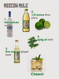 Golf all Night & Texas Mules - Moscow mule recipe - Cocktails, Cocktail Drinks, Cocktail Recipes, Alcoholic Drinks, Martinis, Drink Recipes, Bar Drinks, Beverages, Cheers