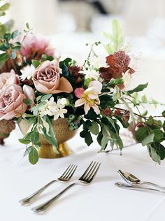 luxury cars - Botanical Wedding Inspiration in Brooklyn Real Weddings Oncewed com Wedding Table Centerpieces, Floral Centerpieces, Floral Arrangements, Wedding Decorations, Centerpiece Ideas, Tall Centerpiece, Flower Arrangement, Table Decorations, Botanical Wedding