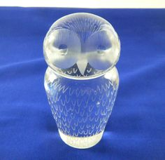 Kosta Boda Owl
