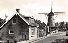 Spijkeniss Noordeinde 1973.