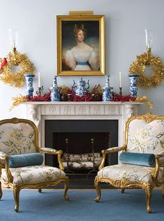 Chinoiserie Chic: Readers' Requests Series - Styling the Chinoiserie Mantel