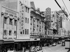 New Bayards store at Queen Street,Brisbane in Queensland ( in 1939. State Library of Queensland.