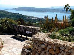 From Nadur, Gozo overlooking the Maltese Channel
