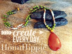 A personal favorite from my Etsy shop https://www.etsy.com/listing/244357883/mala-hippie-meditation-necklace-boho