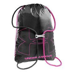 Under Armour Drawstring Backpack This is a used Under Armour ...