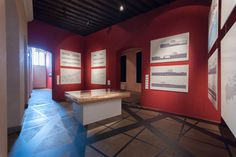 The preview in Venice of the Yenikapi project and museum in Istanbul by Peter Eisenman. See a full coverage (live) on #Inexhibit at: http://www.inexhibit.com/case-studies/yenikapi-project-istanbul/