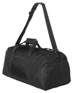 Liberty Bags Medium Game Day Duffel Black One *** Read more at the image link. (This is an affiliate link and I receive a commission for the sales)