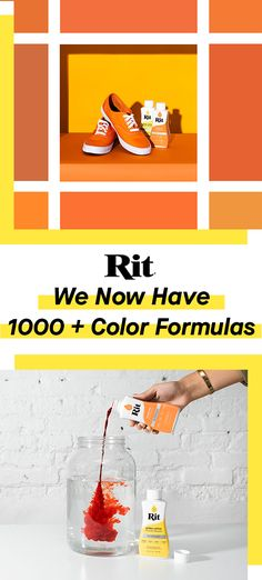 Our All-Purpose and DyeMore shades are only the beginning. Mix them together and the color possibilities are endless. Start dyeing with Rit today. Tie Dye Crafts, Crafts To Make, Diy Crafts, Fabric Dyeing Techniques, Sewing Techniques, Fabric Crafts, Sewing Crafts, Diy Tie Dye Shirts, How To Dye Fabric