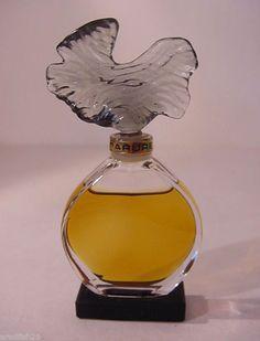 Guerlain Parure Perfume 1/4 oz 7.5 ml Boxed RARE Luxury Fragrance - amzn.to/2iFOls8 Beauty & Personal Care - Fragrance - Women's - Luxury Fragrance - http://amzn.to/2ln4KSL