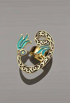 Vav Islamic Motifs, Islamic Art, Islamic Calligraphy, Caligraphy, Arabic Jewelry, Arabian Art, Ottoman, Arabic Design, Turkish Art
