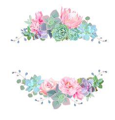 Deco Floral, Motif Floral, Floral Border, Flower Backgrounds, Wallpaper Backgrounds, Iphone Wallpaper, Decoupage, Borders And Frames, Binder Covers
