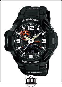 Casio G-Shock - Reloj (Reloj de pulsera, Masculino, Metal, Polymer, SR927W, 2 Año(s), 5.08 cm) de  ✿ Relojes para hombre - (Gama media/alta) ✿