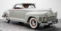 1942 Chrysler Windsor Coupe