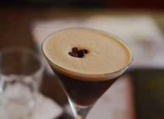 Espresso Martini Espresso Martini, Refreshing Drinks, Beverages, Tableware, Dress, Black, Dinnerware, Dresses, Black People