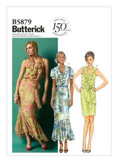 B5879   Butterick Patterns