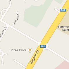 1113 regent - Google Maps