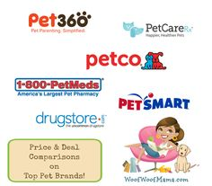 Compare prices, promo codes and offers for popular pet brands!