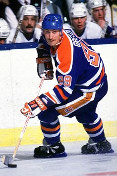 The Great One -Wayne Gretzky