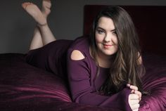 Anna Scholz Blog: Exclusively Plus Size Fashion News | Introducing Stacey Dineen