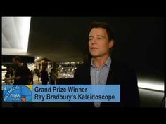 """Grand Prize Winner of the New Media Film Festival - Ray Bradbury's Kaleidoscope. """" ......this tale shows vividly why Bradbury has been acclaimed the greatest science fiction writer of our time """" -- TIME"""