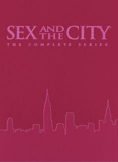 Sex and the City: The Complete Series (Collector's Gift Set) HBO Comedy Series, Tv Series, Lynn Cohen, Willie Garson, Natascha Mcelhone, Jason Lewis, John Corbett, Kyle Maclachlan, Libros