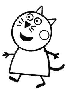 click share this story on facebook peppa pig drawing peppa pig colouring free coloring