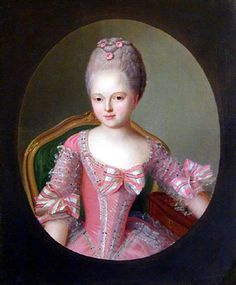 Sophie Dorothea of Württemberg (1759-1776), future Empress Maria Feodorovna of Russia, age 9, by an unknown artist Date 1770