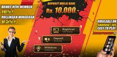 Poker Online Indonesia - Kingpoker99 Agen Poker Online Indonesia Terbesar dan Terpercaya di Indonesia yang menyediakan enam permainan dalam satu situs website