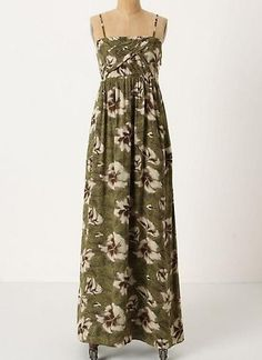 Anthropologie Cultivated Maxi Dress Love Anthro! this is the best dress I've ever bought!