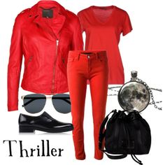 """Thriller"" by rizzo87 on Polyvore"