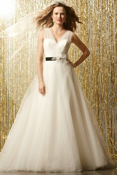 Wtoo Brides Phoenix Gown Style 11712 | Watters.com