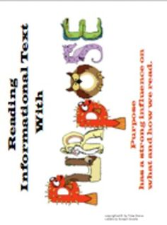 Common Core Informational Text With a Focus on Life Cycles (Unit 2) by Trina Dralus at http://www.teacherspayteachers.com/Product/Common-Core-Informational-Text-With-a-Focus-on-Life-Cycles-Unit-of-Study ($)