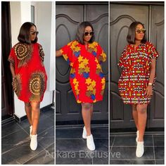 2020 Elegant and Exceptional Ankara Gowns Styles For Beautoful Ladies to check Stunning And Stylish Styles in Vogue Short African Dresses, African Dresses For Women, Dress Shirts For Women, African Attire, African Outfits, Ankara Gowns, Ankara Dress Styles, African Fashion Ankara, Latest African Fashion Dresses