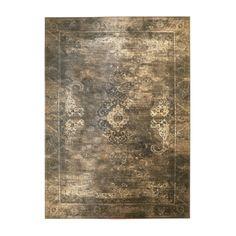 By-Boo vloerkleed Liv Taupe 160-230 cm - Nu voor € 249,00 bij SfeervolWonen.com Online Store