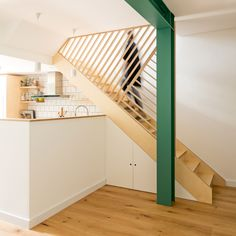 A timber-lined loft renovation and a triangular roomfeature among the 30 projects shortlisted in a competition to find London's best home extensions