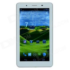 "Changhong S2 7"" Dual Core Android 4.2.2 Phone Tablet PC HongPad w/ Dual SIM, TF, Wi-Fi, Bluetooth Price: $87.59"
