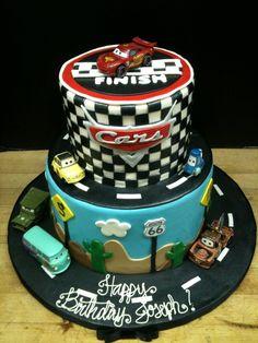Classic Car Birthday Cake Ideas Cake Designs Two Tier Cars