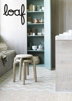 These versatile, stackable stools just happen to make wicked side tables too. Go on, you know how handy they'll be! Stackable Stools, Comfy Sofa, Side Tables, Sofas, Wicked, Furniture, Collection, Home, Comfortable Couch