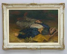 1938 Guttuso, L'uomo che dorme_Museo del 900 MI