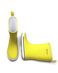 Skerry Rain Boots - happy puddle jumpers!