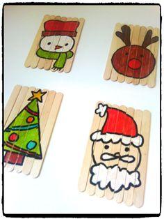 Si j'étais un jouet de Noël, je serais un puzzle – Mes humeurs créatives by Flo