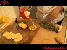 """Salsina aglio e limone """"salvavita"""" - YouTube"""