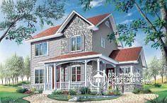 House plan W2715 by drummondhouseplans.com