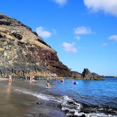 Itinerary for a beach day on the eastern side of Madeira!