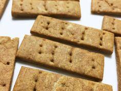 こどものおやつに*きな粉クッキーの画像