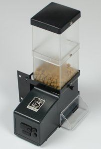 """CSF-3 Automatic Cat Feeder (Quart Size """"BASIC"""" Package with Chute Cover)"""