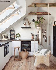 Scandinavian Design: Absolutely Stunning Interiors That You Will Love - - interior-design - Scandinavian interior design style nordic living room bedroom kitchen minimalistic 19 - House Design, House, Home, House Inspo, House Styles, House Inspiration, House Interior, Home Deco, Home Kitchens