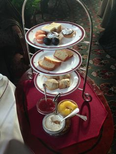 The joys of a proper #English #tea at the Inn on #Biltmore Estate detailed in blog post for www.SmallMeasure.com #Asheville #NC