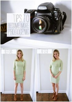 How to Become More Photogenic - Tips  Tricks